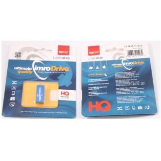 Pendrive IMRO Edge 16GB blue