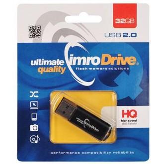 Pendrive IMRO BLACK 32GB black
