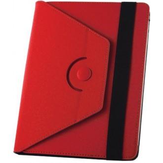 "Universal case Orbi 360 for tablet 10"" red"