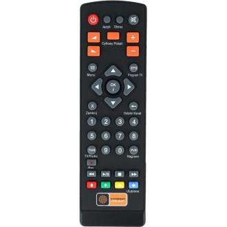 Remote controller for T-HD 210