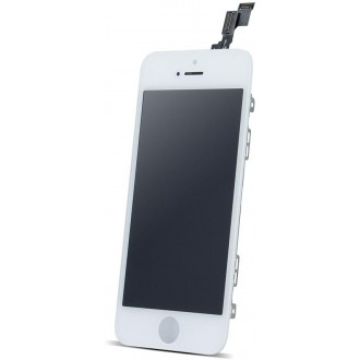 LCD + Touch Panel for iPhone 5S white TM AAA