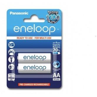 Panasonic Eneloop R6/AA 1900mAh rechargeable – 2 pcs blister