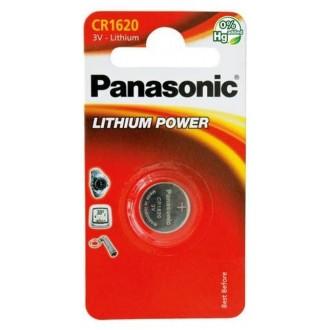Panasonic lithium battery CR2016 - 1 pcs blister
