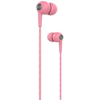 Devia wired earphones Kintone pink