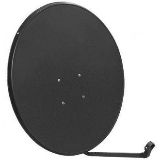 SAT 80 antenna, Graphite, set / package 5 pcs.