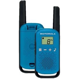 Motorola Talkabout T42 twin-pack blue