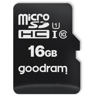 GoodRam microSD (16GB | class 10 | UHS-I)