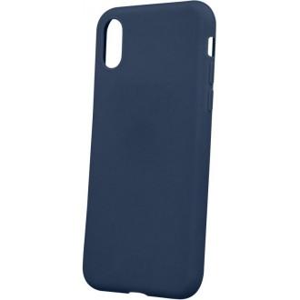 Matt TPU case for Xiaomi Redmi 7 navy blue