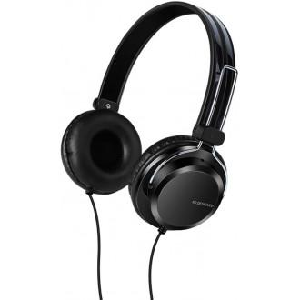 XO Wired headphones S32 jack 3,5mm black