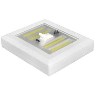 Wall lamp LTC switch LED COB battery + magnet