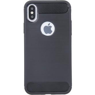 Simple Black case for Huawei P40 Lite E
