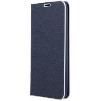 Smart Venus case with frame for Huawei P40 Lite navy blue