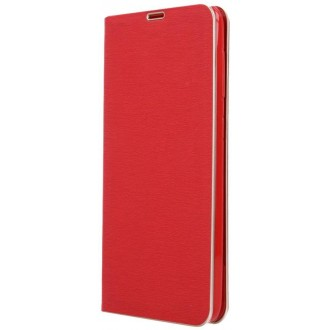 Smart Venus case with frame for Huawei P40 Lite E / Huawei Y7P red