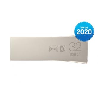 Samsung Pendrive BAR Plus USB3.1 32GB Champaign Silver