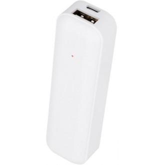 Setty power bank 2600 mAh mini white