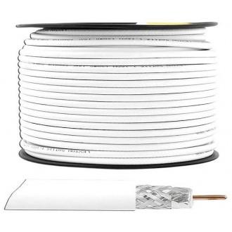 Coaxial cable 1.16Cu 4.8PFE 128x0,12AL 100m roll