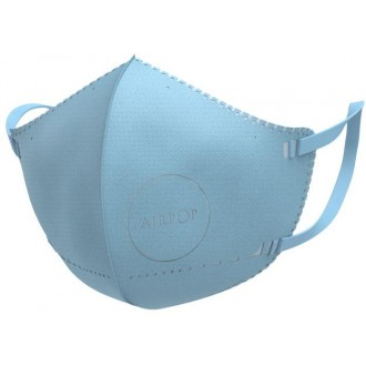 AirPOP mask Kids NV 2pcs blue