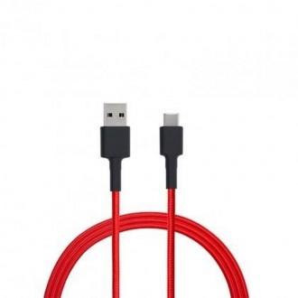 XIAOMI MI BRAIDED USB TYPE-C CABLE 100CM (RED) SJV4110GL